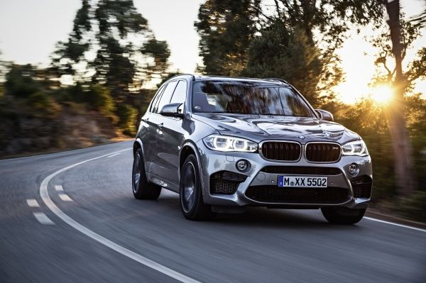 Sixt Luxury-Car BMW X5 M