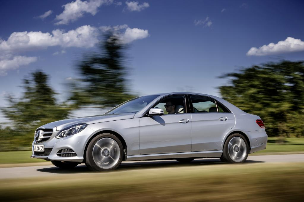 Sixt Mercedes-Benz E-Klasse in LDAR