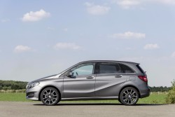 Mercedes-Benz B-Klasse in Sixt ILMR