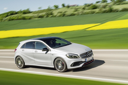 Mercedes-Benz A-Klasse in Sixt CPMR