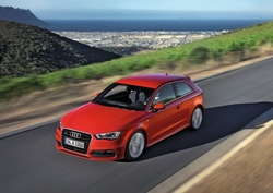 Audi A3 in Sixt CPMR