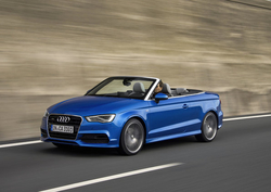 Audi A3 Cabrio in Sixt STMR