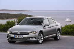 VW Passat in Sixt CLMR