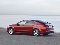 Ford Mondeo in Sixt IDMR