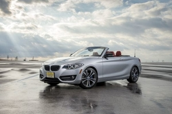 BMW 2er Cabrio in Sixt STMR