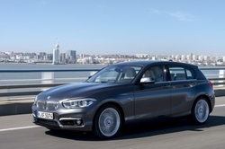 1er BMW in Sixt CPMR