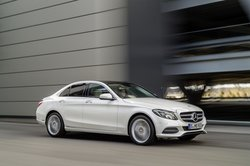 Mercedes-Benz C-Klasse in Sixt FDMR