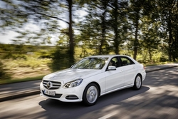 Mercedes-Benz E-Klasse in Sixt PDMR