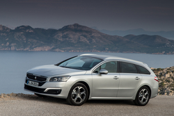 Peugeot 508 SW in Sixt IWMR