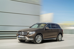 Mercedes-Benz GLC in Sixt PFMR