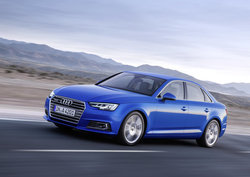 Neuer Audi A4 in Sixt FDMR