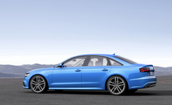 Audi A6 in Sixt PDMR