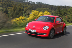 VW Beetle in Sixt CLMR