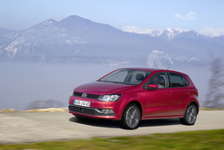 VW Polo in Sixt ECMR