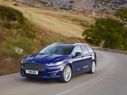 Ford Mondeo Turnier in Sixt IWMR