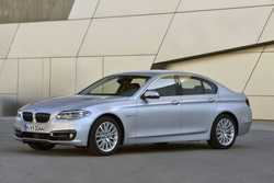 BMW 5er in Sixt PDMR