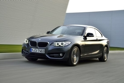BMW 2er Coupé in Sixt SSMR