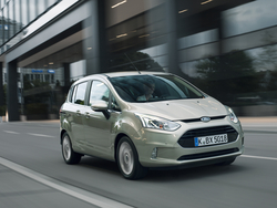 Ford B-Max in Sixt CCMR