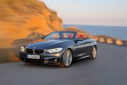 BMW 4er Cabrio in Sixt LTMR