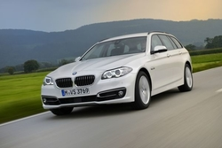 BMW 5er Touring in Sixt PWMR