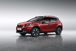 Peugeot 2008 in Sixt CCMR