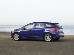 Ford Focus in Sixt CDMR