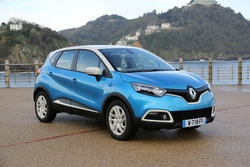 Renault Captur in Sixt CCMR