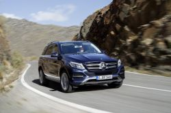 Mercedes-Benz GLE in Sixt XFAR