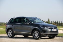 VW Touareg in Sixt XFAR