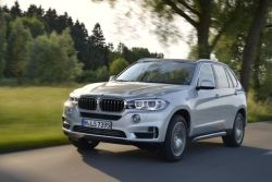 BMW X5 in Sixt XFAR