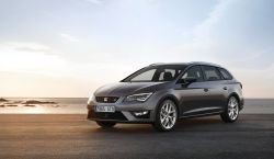 Seat Leon ST in Sixt CWMR