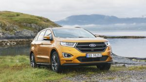 Ford Edge in Sixt FFMR