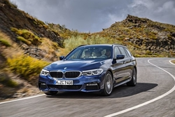 BMW 5er Touring in Sixt LWAR